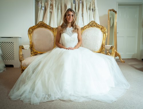 Our top tips for wedding dress shopping